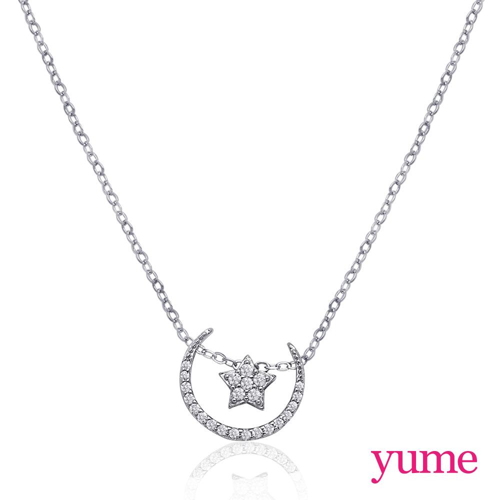【YUME】Girls 閨蜜系列 - 星月傳說項鍊