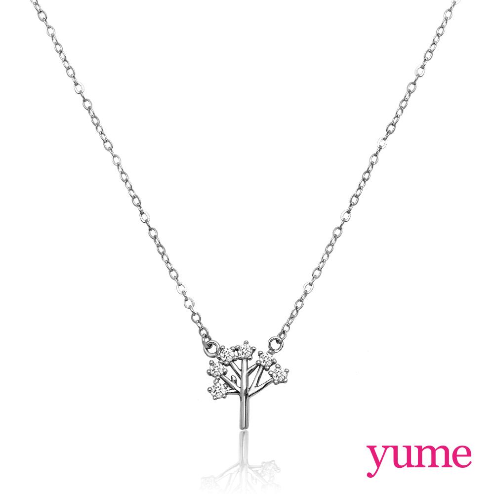 【YUME】Girls 閨蜜系列 - 許願樹項鍊