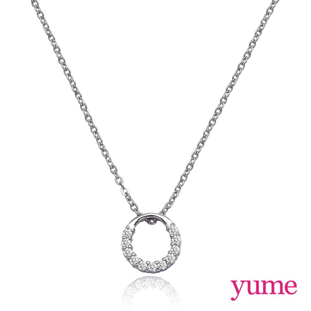 【YUME】Girls 閨蜜系列 - 繞圈圈項鍊