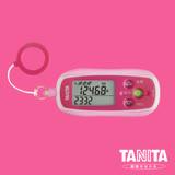 日本TANITA三軸感應智慧計步器 FB736-四色