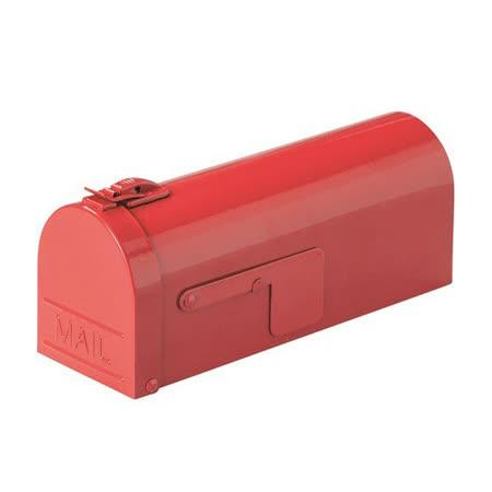 【SETO CRAFT】 美式信箱鉛筆盒-紅
