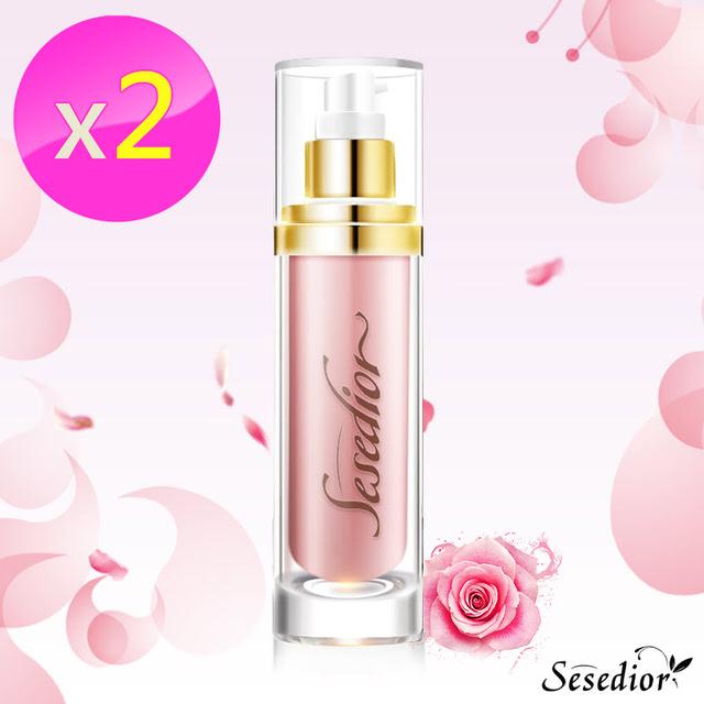 【Sesedior】玫瑰嫩白保濕精質乳2瓶