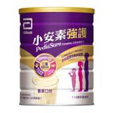 亞培 小安素強護Complete均衡營養配方(850g x 2罐)+(贈品) 亞培 火車時鐘積木組