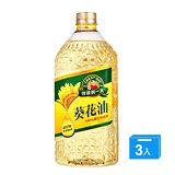 得意的一天葵花油3.5l*3