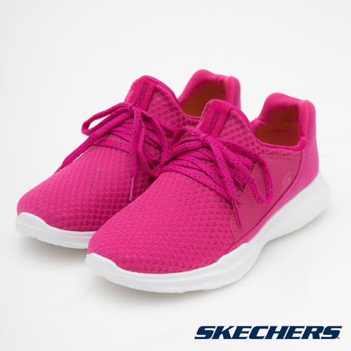 SKECHERS (女) 跑步系列 GO RUN MOJO - 14815HPK