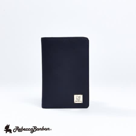 質感小物 質感方形LOGO護照夾