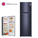 LG 樂金 253L直驅變頻上下門冰箱 / 沉穩藍 (GN-L307C) 送基本安裝