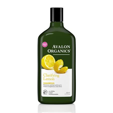 【AVALON ORGANICS】檸檬亮采精油洗髮精-11oz