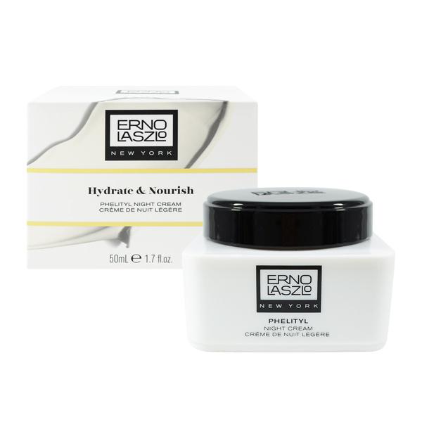 ERNO LASZLO 奧倫納素 PH平衡水柔緊緻霜 50ml Hydrate & Nourish Phelityl Night Cream