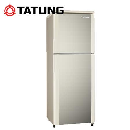 TATUNG 大同 140L雙門冰箱