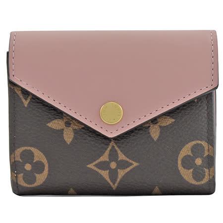 Louis Vuitton 經典花紋三折短夾