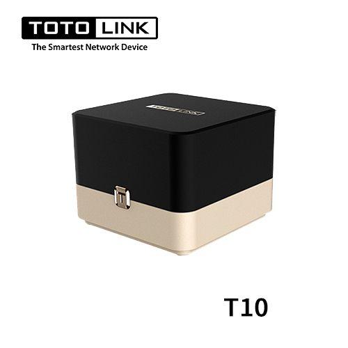 TOTOLINK T10 AC1200 Mesh Wi-Fi 無線網路系統 (一套為三個T10單體)