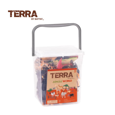 【TERRA】叢林世界(情境桶)