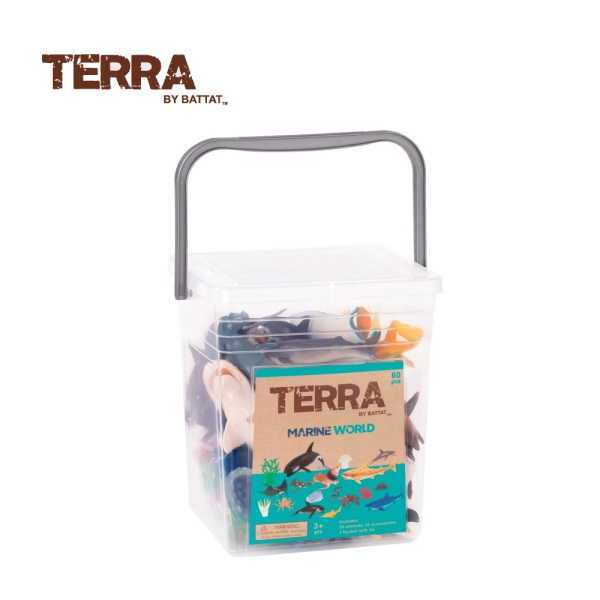 【TERRA】海洋世界(情境桶)