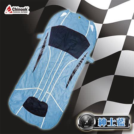 Chinook 超跑賽車造型幼兒睡袋