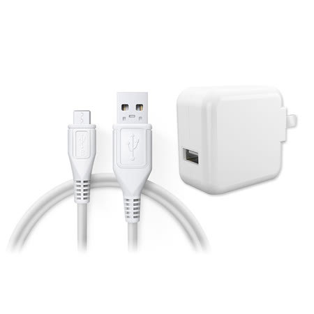 VIVO 原廠 9V/2A 閃充充電器 + USB閃充傳輸充電線組