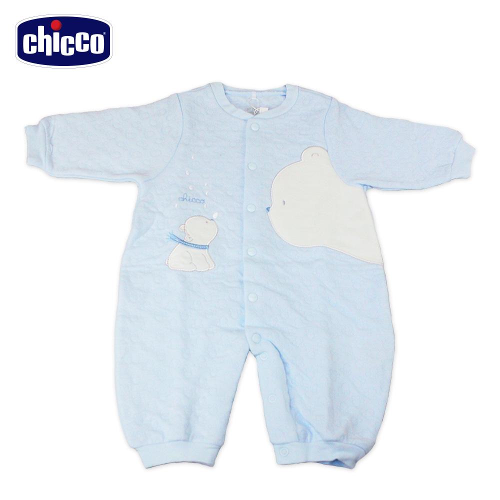 chicco-夾棉妙妙裝-藍