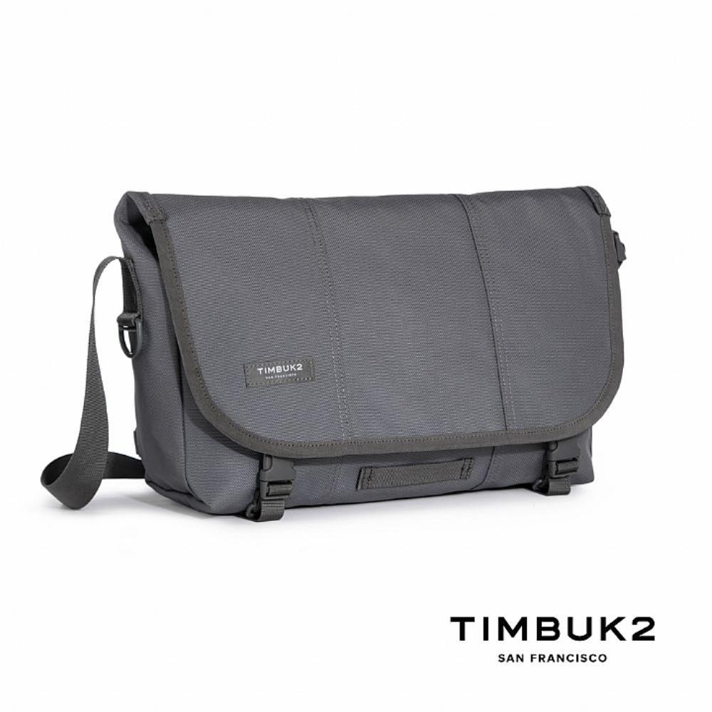 TIMBUK2 CLASSIC MESSENGER經典郵差包 S (14L) (Gunmetal)