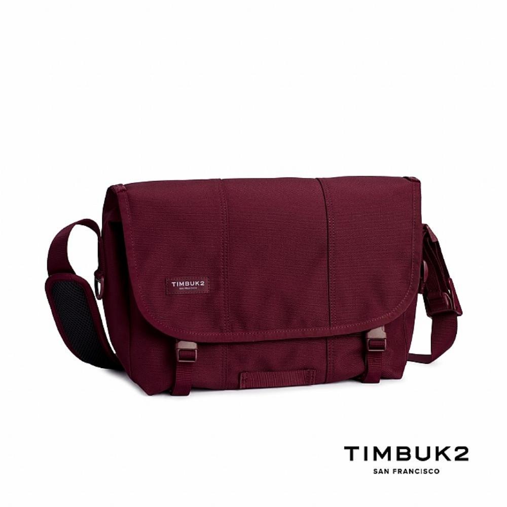 TIMBUK2 CLASSIC MESSENGER經典郵差包 S (14L) (Collegiate(深紅)