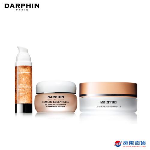 【官方直營】DARPHIN 朵法 光采綻放珍珠晶萃30ml + 晶華霜50ml + 雙面膜 80ml (超值全效組)