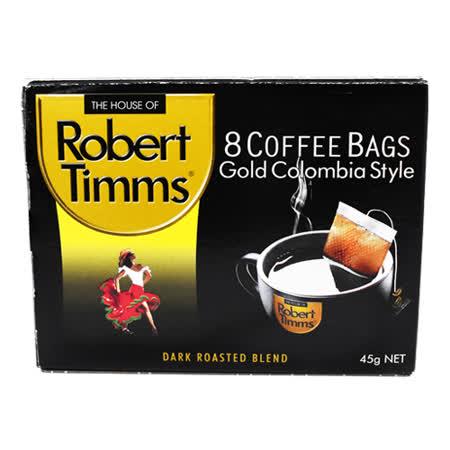 【Robert Timms】 黃金哥倫比亞濾袋咖啡