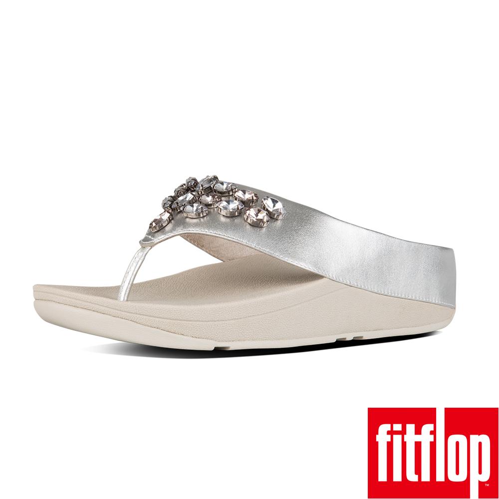 FitFlop™- (女款)TIARARAMA™-銀色