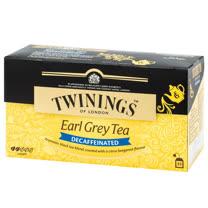 【TWININGS】皇家伯爵低咖啡因茶2g*25入