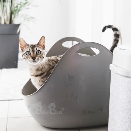 LitterBox360° 高邊加大型貓砂盆