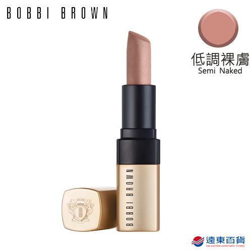 【原廠直營】BOBBI BROWN 芭比波朗 金緻極霧唇膏 4.5g Semi-Naked