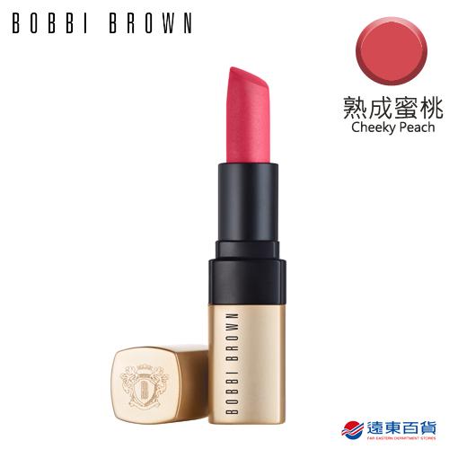 【官方直營】BOBBI BROWN 芭比波朗 金緻極霧唇膏 4.5g Cheeky Peach