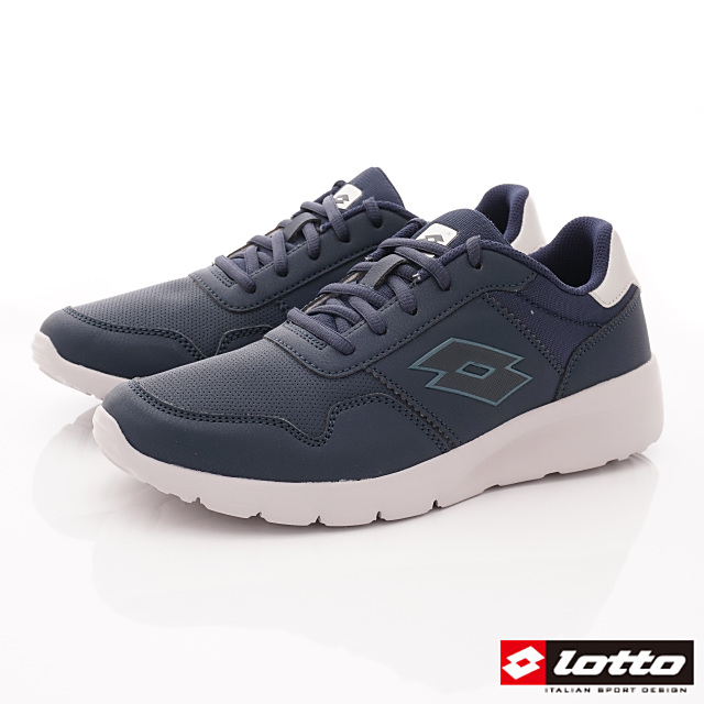 Lotto義大利運動鞋-極致輕量跑鞋-MR7006藏青-25.5-29cm