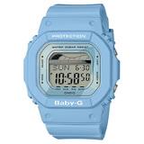 CASIO BABY-G 轟浪女孩運動腕錶-藍-BLX-560-2DR