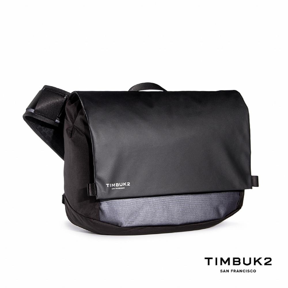TIMBUK2 STARK MESSENGER 抗雨都會郵差包(14L) (Jet Black(黑色)