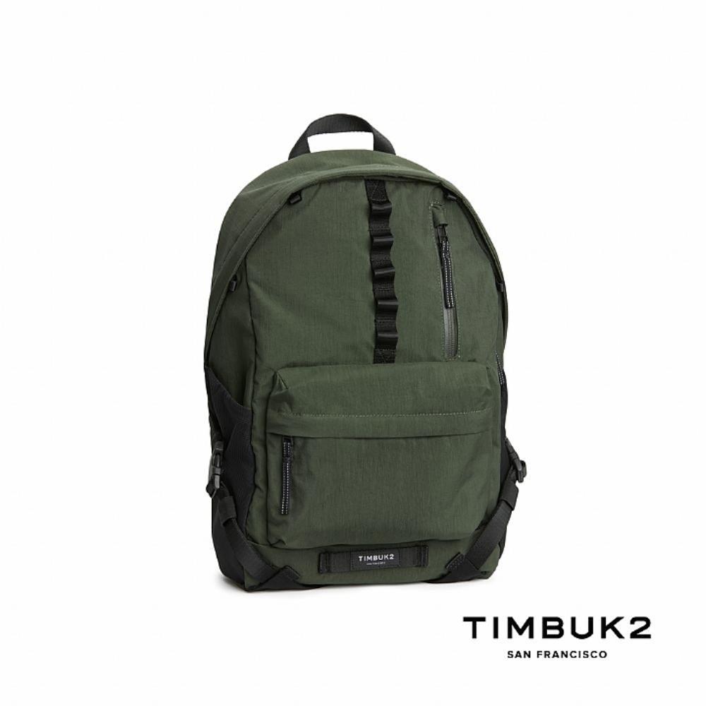 TIMBUK2 COLLECTIVE PACK 附雨衣電腦後背包(14L) (Army(軍綠)