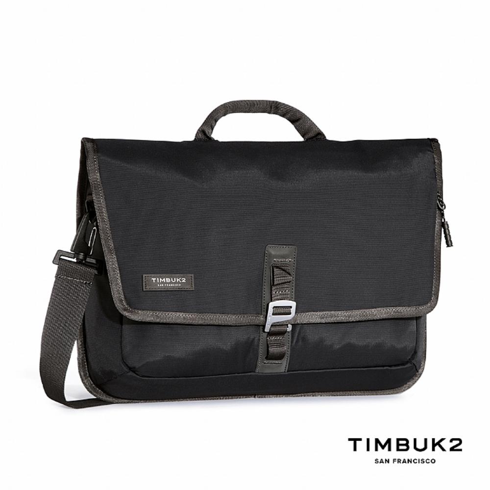 TIMBUK2 TRANSIT BRIEFCASE 電腦公事包(6L) (Jet Black(黑色)