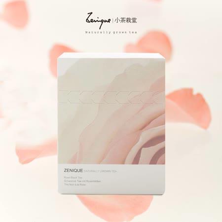 【小茶栽堂】玫瑰紅茶6袋入(盒)