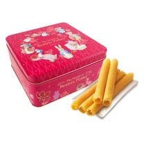 【波特小姐】家族原味蛋捲禮盒432g