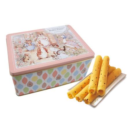 波特小姐 典雅蛋捲禮盒-芝麻口味 288G