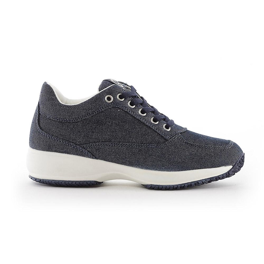 TOP GIRL-運動休閒鞋-金屬藍