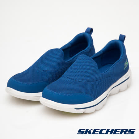 SKECHERS (女) 健走系列 GO WALK EVOLUTION ULTRA - 15730BLU