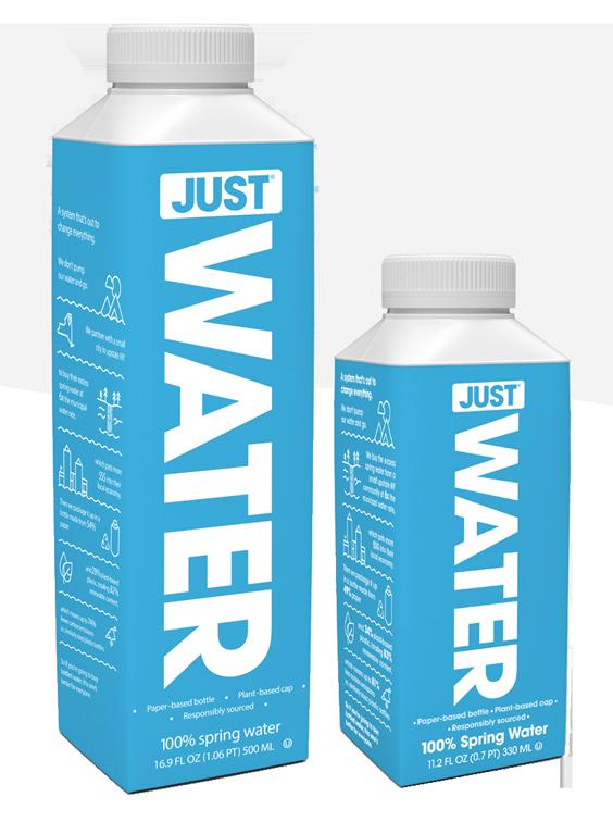 【JUST WATER】加拿大天然礦泉水500ML