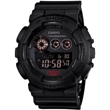CASIO G-SHOCK 時尚閃耀運動腕錶