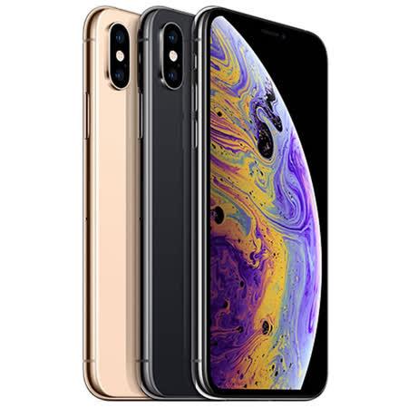 Apple iPhone Xs Max (256G)【加贈-滿版玻璃貼+防摔空壓殼】