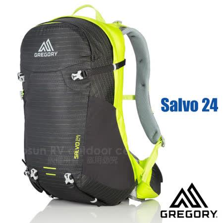 Salvo 24L 網架式4向 排汗透氣防潑水後背包