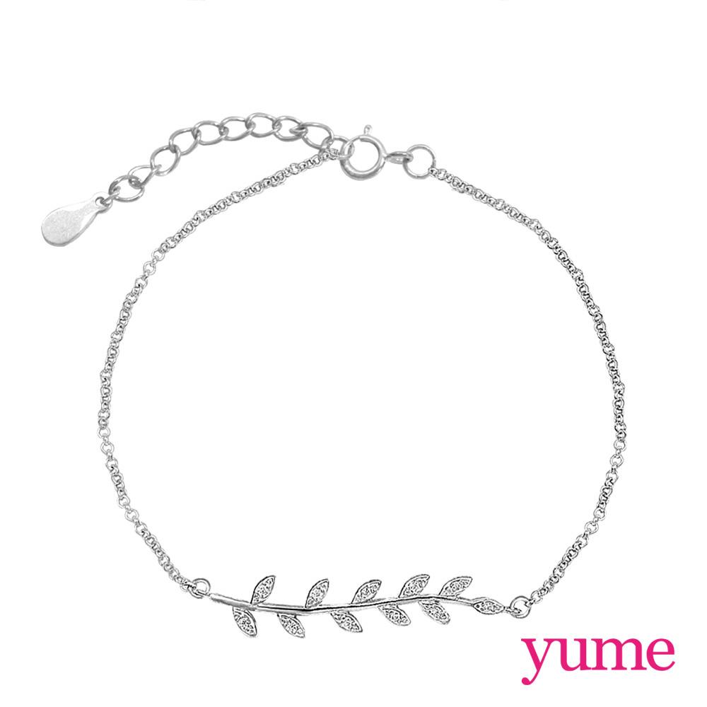 【YUME】桂冠之葉手鍊