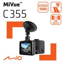 Mio MiVue™ C355 SONY 感光 GPS行車記錄器
