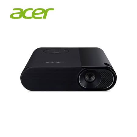 Acer C200  行動電源微型LED投影機