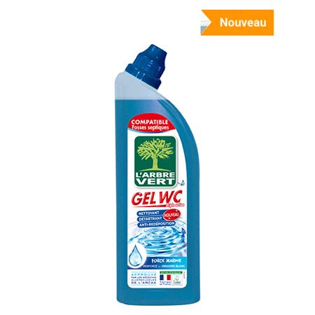 買一送一【綠活維】 法國馬桶清潔劑750ML-海洋清香