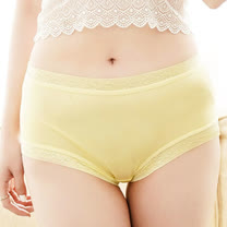闕蘭絹<BR>100%蠶絲女內褲