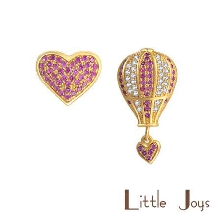Little Joys 質感鋯石耳釘